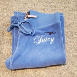 Juicy Couture Terry Cloth Track Pants